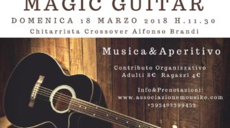 locandina Magic Guitar